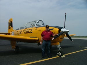 John Rippinger and the T-34 Mentor