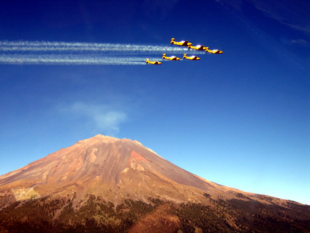Popocatepetl Volcano1